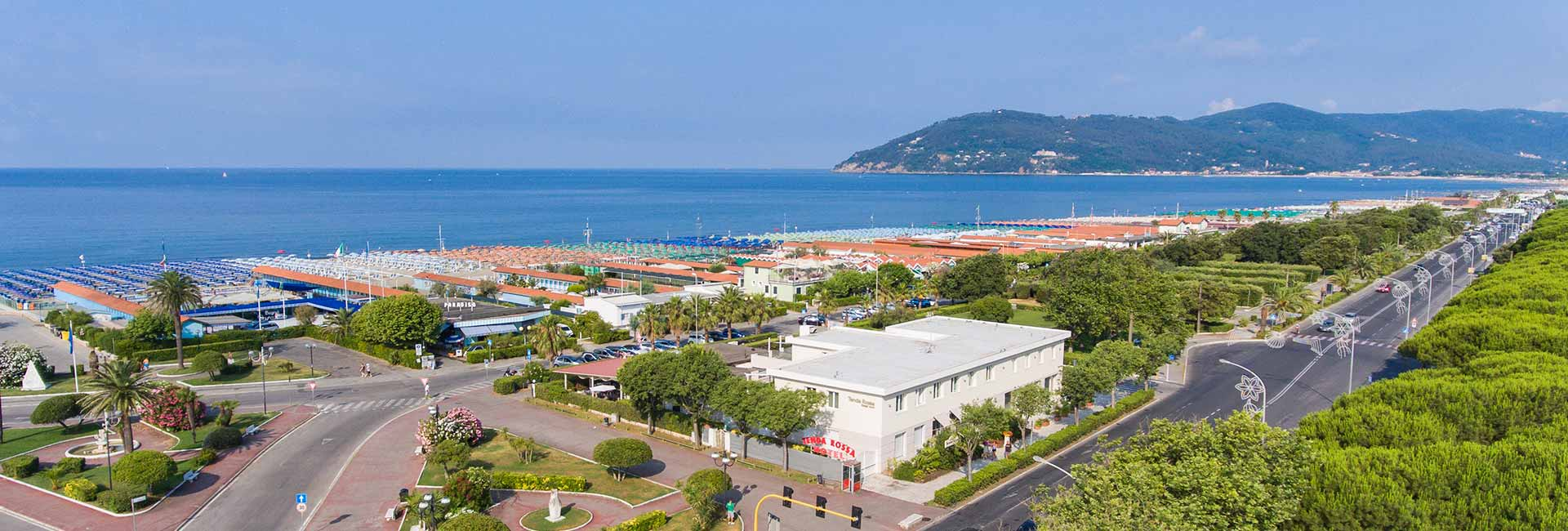 Hotel prices, hotel tenda rossa in Marina di Carrara
