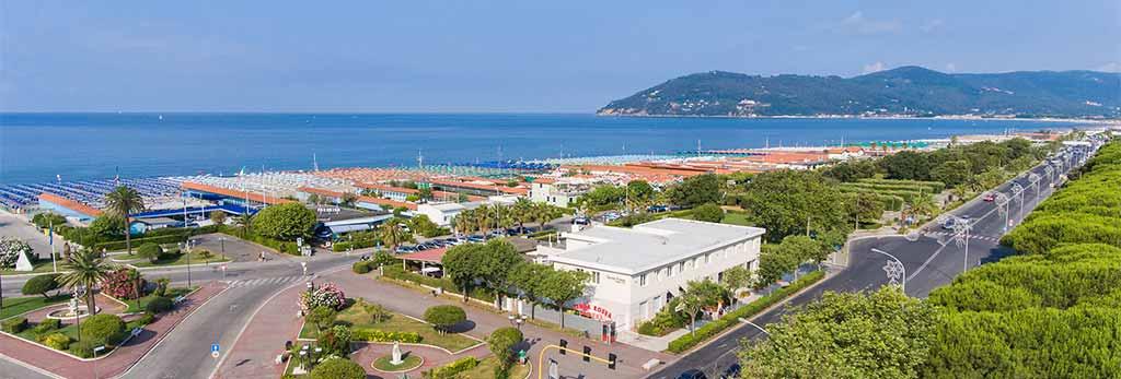 Prezzi Hotel Tenda Rossa 3 Stelle A Marina Di Carrara Toscana